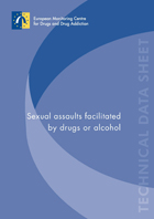 screenshot of Sexual assaults facilitated by drugs or alcohol