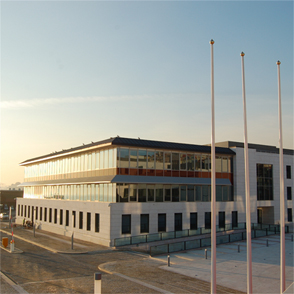 EMCDDA building in Cais do Sodré