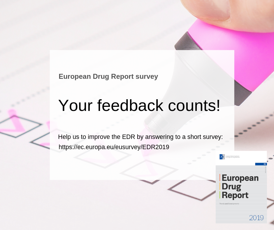advertisement for EDR survey