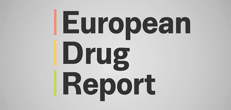 European Drug Report cover