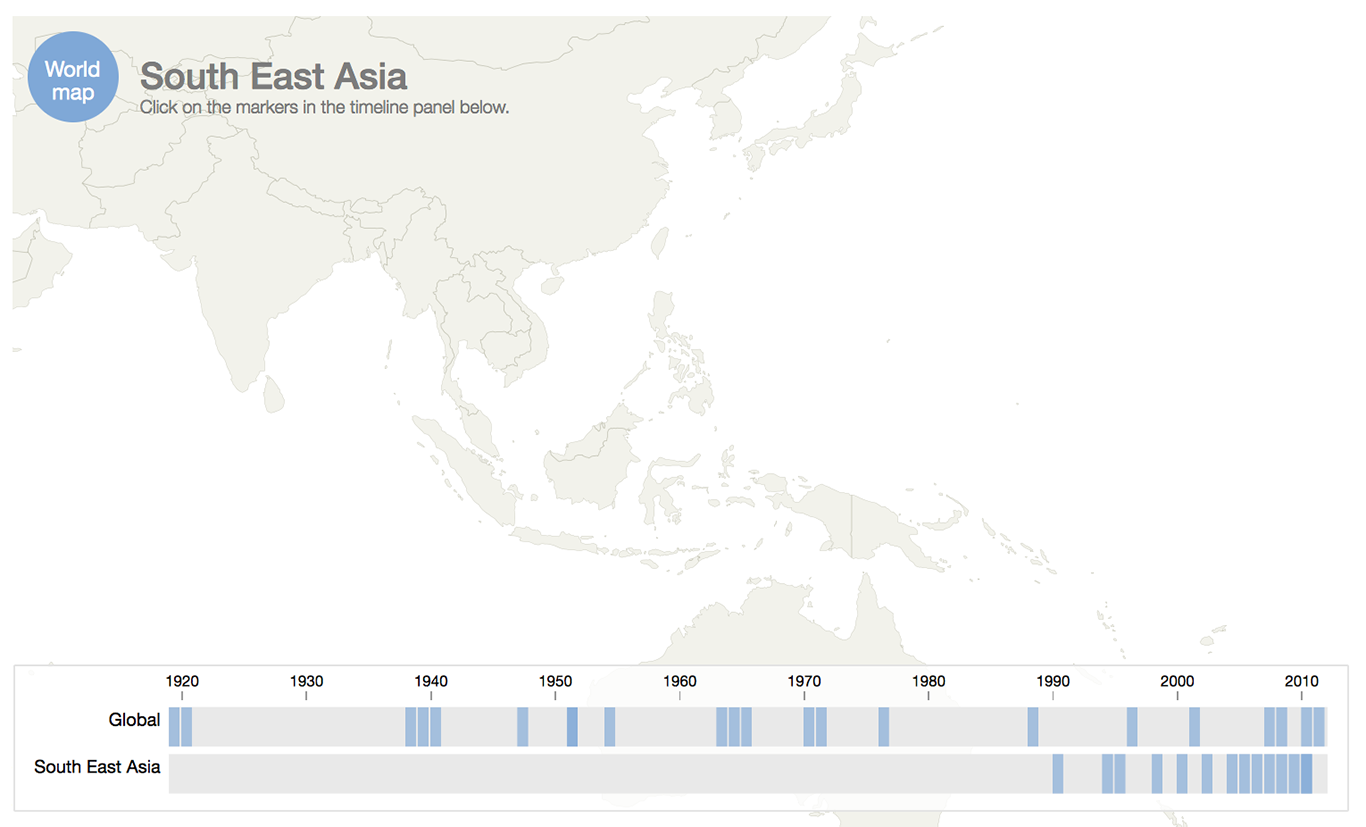Interactive: methamphetamine global timeline