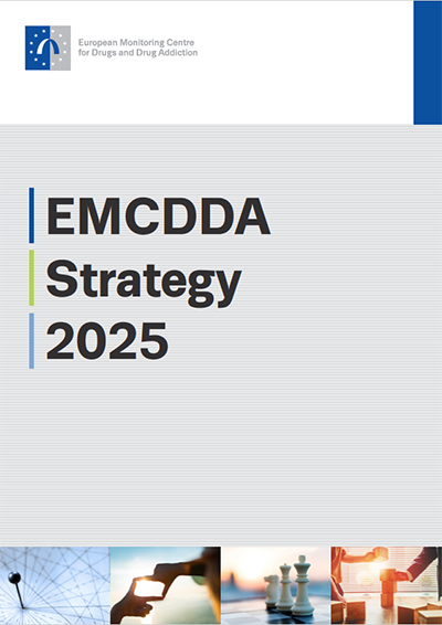 cover emcdda strategy 2025