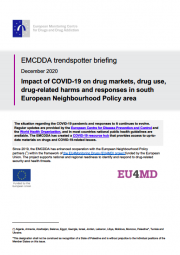Cover page of the trendspotter briefing