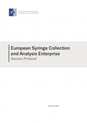 cover of European Syringe Collection and Analysis Enterprise – Generic Protocol