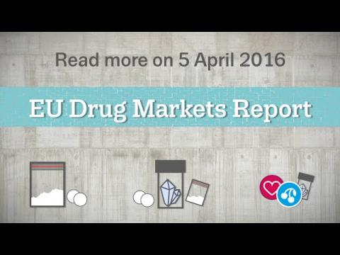 Video thumbnail: Synthetic drug production