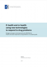 Background Paper E-health Cover