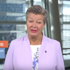 PT 0:14 / 4:47 Launch of the 2020 European Drug Report: speech by Commissioner Ylva Johansson