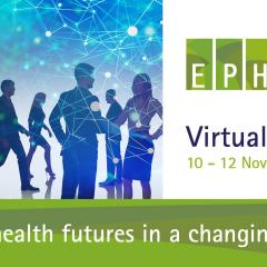 european public health conference virtual event 10-12 november on public health futures in a changing world