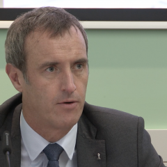 Drugs and the darknet, Rob Wainwright, Europol Executive Director