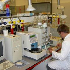 Example if customs laboratory