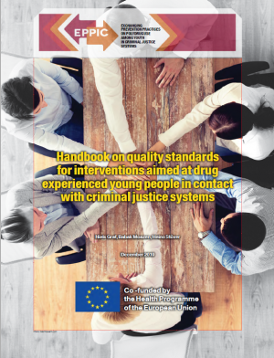 Handbook on quality standards for interventions aimed at drug experienced young people in contact with criminal justice systems