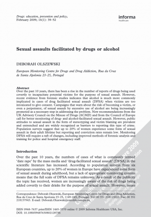cover of article