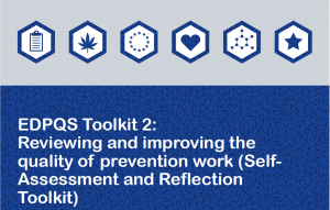 EDPQS Toolkit 2: Self-Assessment & Reflection -  Reviewing and improving the quality of prevention work