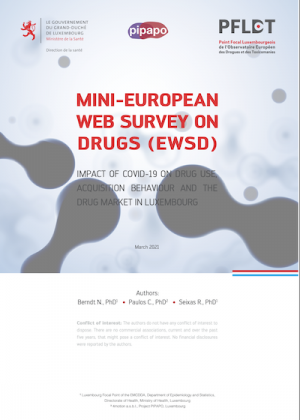 Cover of publication