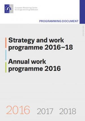 Cover of strategy and work programme 2016-18