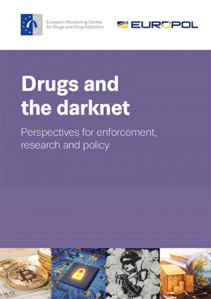 cover page darknet repot