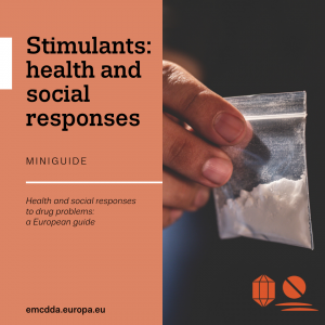 cover of mini guide stimulants: health and social responses