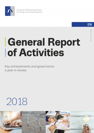 General Report of Activities 2018 cover