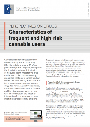 High-risk cannabis users PDF thumbnail