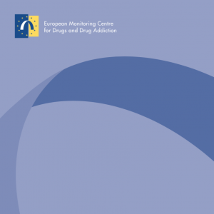 blue cover with emcdda logo